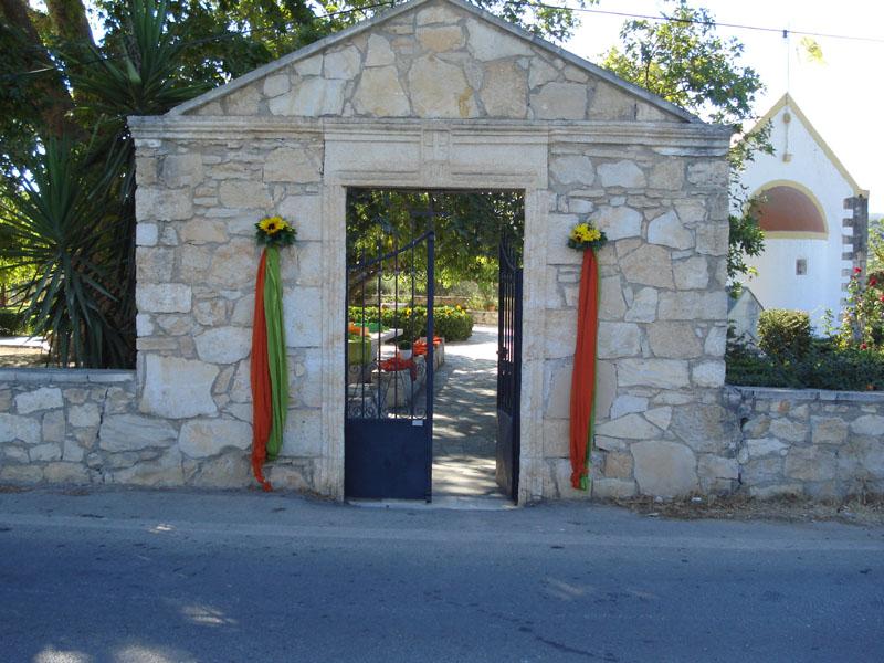 Weddings in Greece ORTHODOX CHAPELS